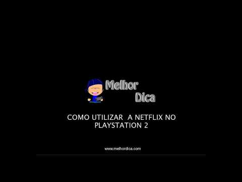 Netflix no Playstation 2