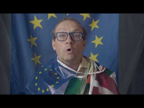 Wigald Boning and his Pulse of Europe
