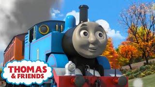 Download lagu Thomas & Friends™ | Fall Is So Much Fun Song | Karaoke | Thomas Kids Songs & Train Cartoons