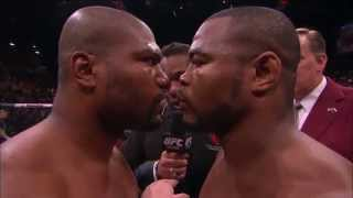 To The Belt And Back Again - 'Rampage' Jackson's Journey Through the UFC