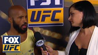 Demetrious Johnson talks after his loss   INTERVIEW   UFC 227