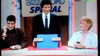 AW's Linda Dano and Kale Browne on Super Password--Part 9