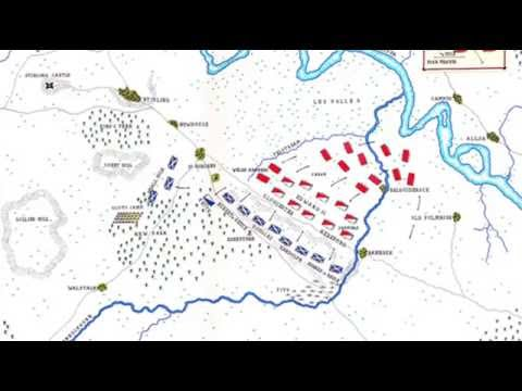 23rd June 1314: Scottish victory at the Battle of Bannockburn