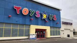 Toys R Us Brampton Ontario Pt 1