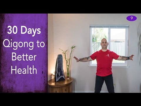 Day #9 - Lung Cleansing Exercise - 30 Days of Qigong to Better Health