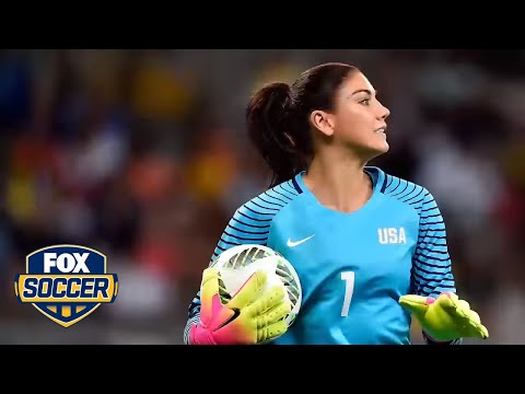 Hope Solo: Hoping to forget last game