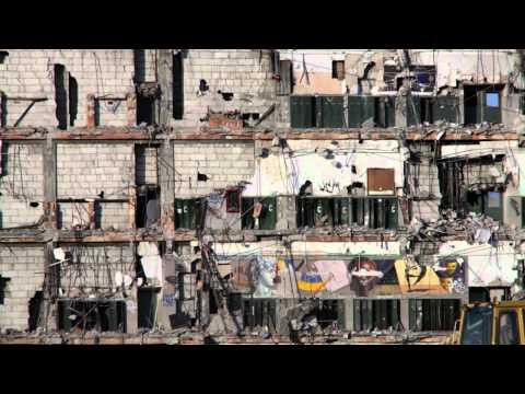 Cass Tech High School Demolition 7-20 and 7-21