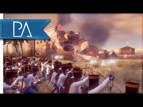 SIEGE OF LEGENDS - Napoleon Total War Gameplay