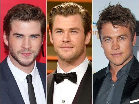 hemsworth brothers chris liam luke youtube
