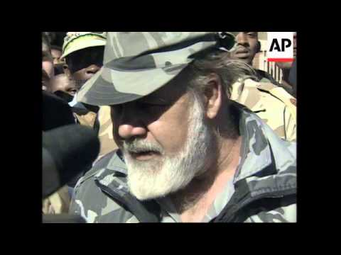 SOUTH AFRICA: NEO-NAZI EUGENE TERREBLANCHE IS CONVICTED OF ASSAULT