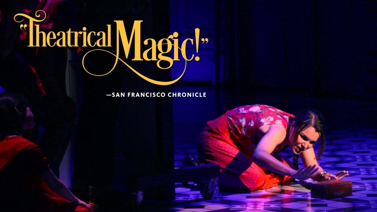 Samantha barks magic at the musicals in london uk new photo