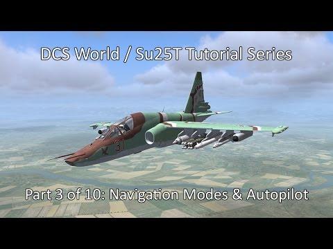 DCS World / Su-25T Tutorial Part 3 of 10