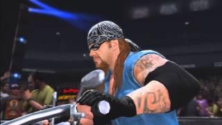 WWE 2K14: Undertaker - Rollin