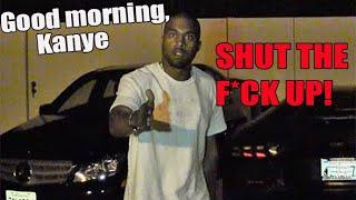 Kanye West Tells Papaŗazzi