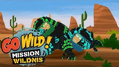 Go Wild! Mission Wildnis - Mission Gilatier - Folge 21