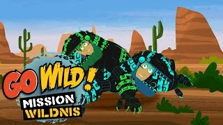 Repeat youtube video Go Wild! Mission Wildnis - Mission Gilatier (Trailer) - Folge 21