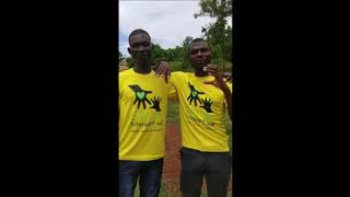 Steve and Mathew run the Ugandan Marathon for S.A.L.V.E.!