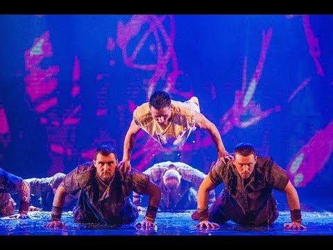 Сибиряки покорили американцев на шоу талантов