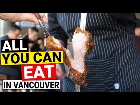 All You Can Eat Brazilian Steakhouse In Vancouver BC