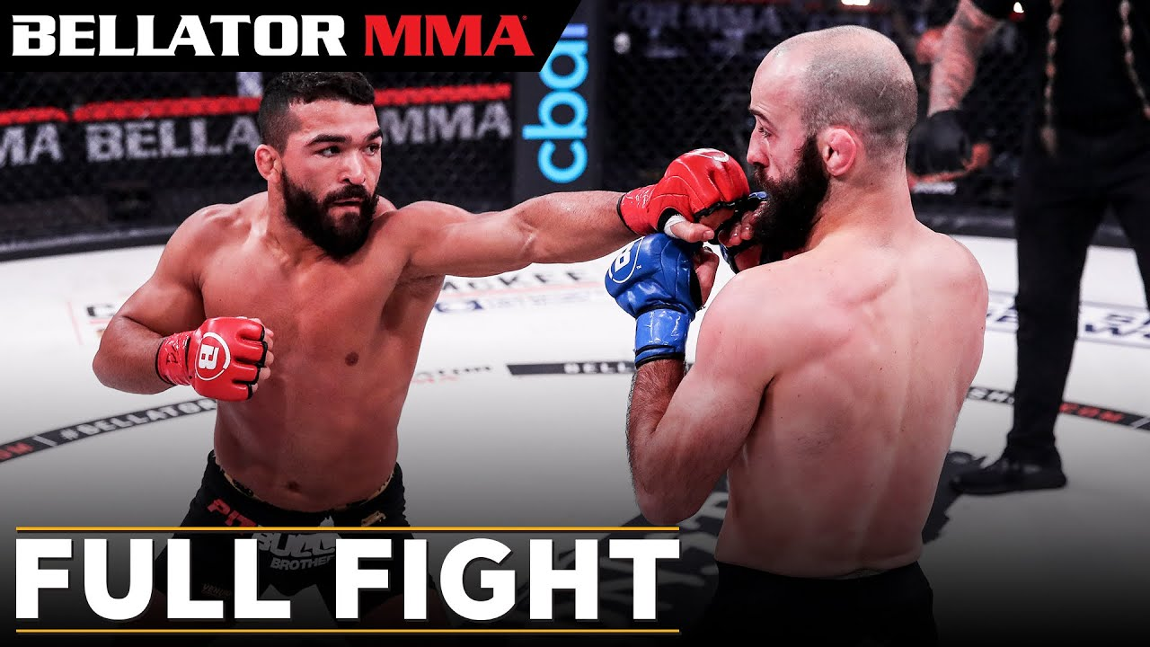 Full Fight | Patricio Pitbull vs. Pedro Carvalho | Bellator 252