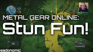 Metal Gear Online: Stun Fun!