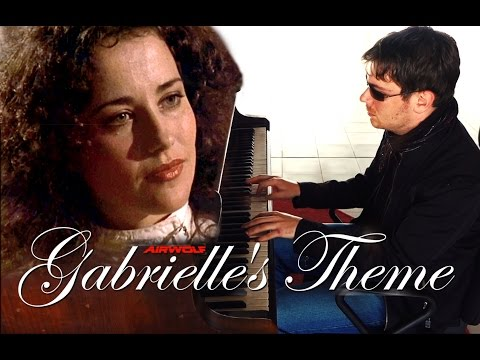 Gabrielle's Theme LIVE from AIRWOLF by Jan Michal Szulew / Sylvester Levay