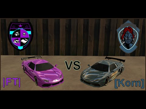  FT  vs [Korn] #2/ Fellow Team vs Knights of Red Night 30.09.2015 MTA:SA DM Clan war
