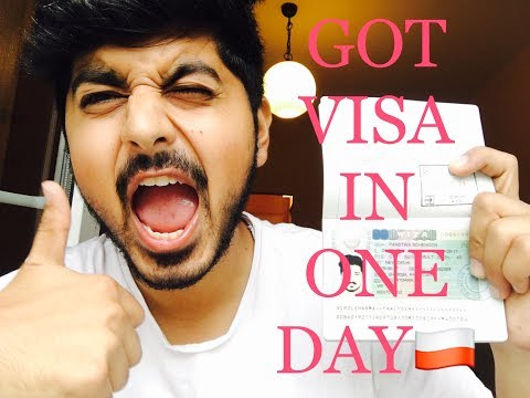 How to get visa in one day | Poland Visa for Indians | Schengen Visa Process | India to Poland
