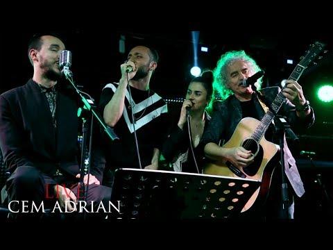 Cem Adrian & Derya Köroğlu & Ceylan Ertem & Mabel Matiz - Çember (Live)
