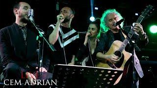 Cem Adrian & Derya Köroğlu & Ceylan Ertem & Mabel Matiz - Çember (Live) Video