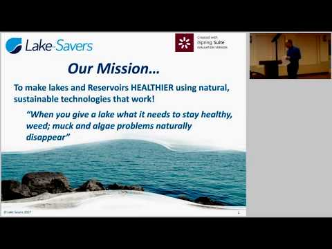 Reducing Blue-Green Algae Blooms - Lake Heritage Restoration