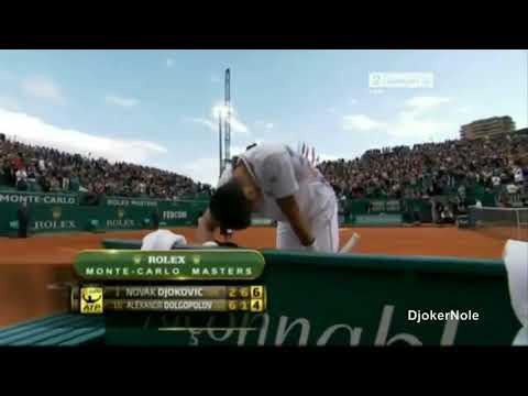 Novak Djokovic - I'm Only Human (Emotional Moments) Eps