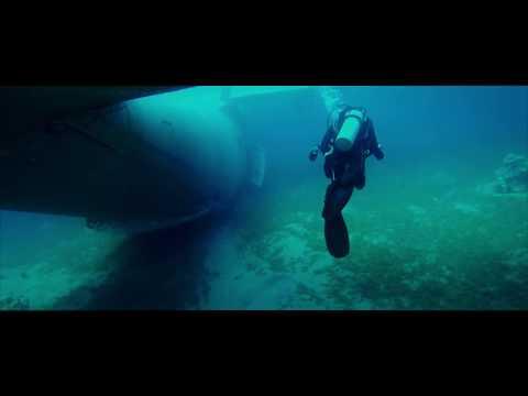 видео: Dive wreck C-130 in Aqaba
