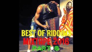 Reggae Riddim Mixtape (PART 6)Feat.Jah Cure, Chronixx, Morgan Heritage, BusySignal,Kabaka,(Nov.2016