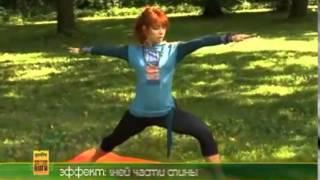 Фитнес йога для начинающих видео уроки онлайн(, 2015-11-04T05:51:59.000Z)