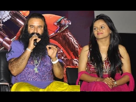UNCUT: MSG The Warrior Lionheart Dr. Gurmeet Ram Rahim Singh Visit Fun Cinema for reaction