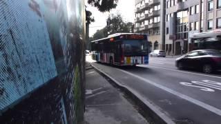 Passage de bus - Luxembourg - Boulevard Royale