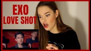 EXO 엑소 'Love Shot' MV REACTION | Lexie Marie