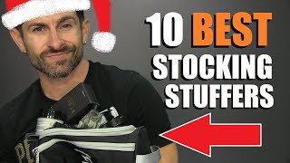 The BEST Men's Stocking Stuffers & Gift Ideas Under $50 For 2019