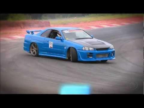 Auto Esporte Fiuk convida para um desafio de drift