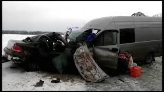 Авария на трассе Пермь-Екатеринбург