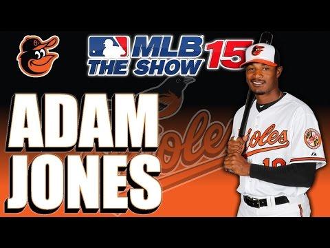MLB 15 The Show Player Lock Ep.84: Adam Jones