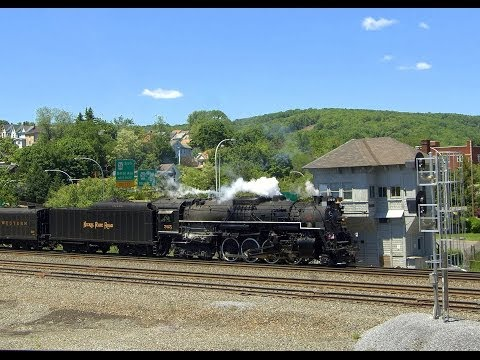 Nickel Plate Road #765 - Steam to Altoona