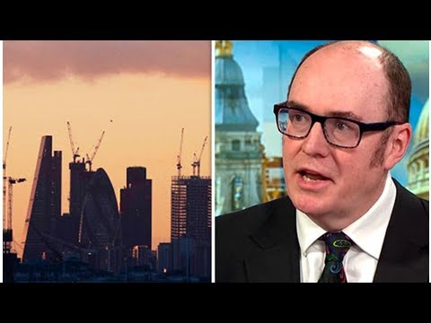 Finance Chief claims London will remain world's MAJOR financial centre post-Brexit