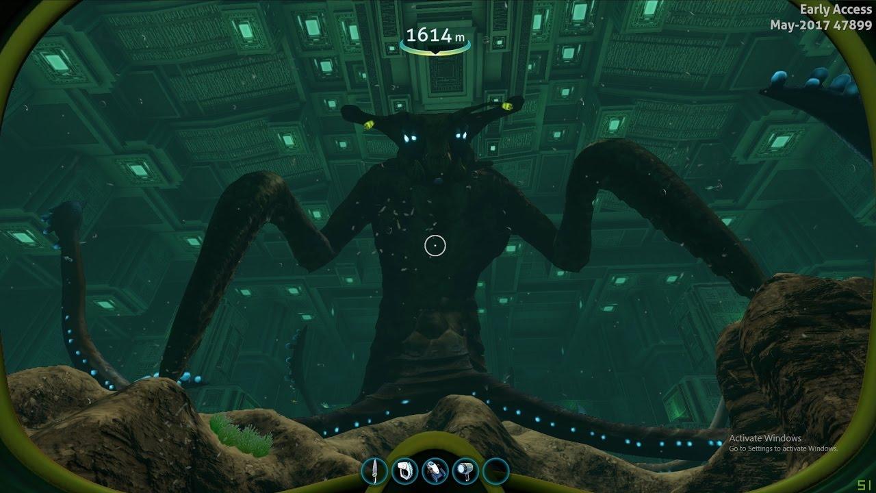 subnautica sea emperor wants