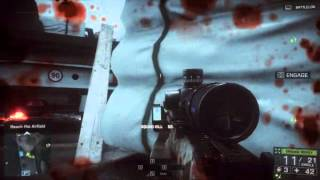 Battlefield 4 Gaming Test Campaign on ATI 5650 Mobility Radeon