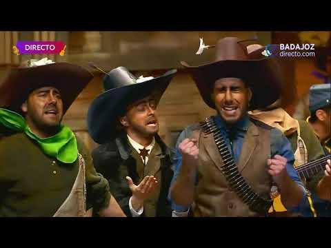Los 3W - Final Concurso Murgas del Carnaval de Badajoz 2018 from YouTube · Duration:  23 minutes 24 seconds