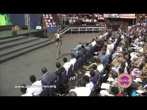 Prophet Makandiwa - Operation Nehemiah :- Time Factor