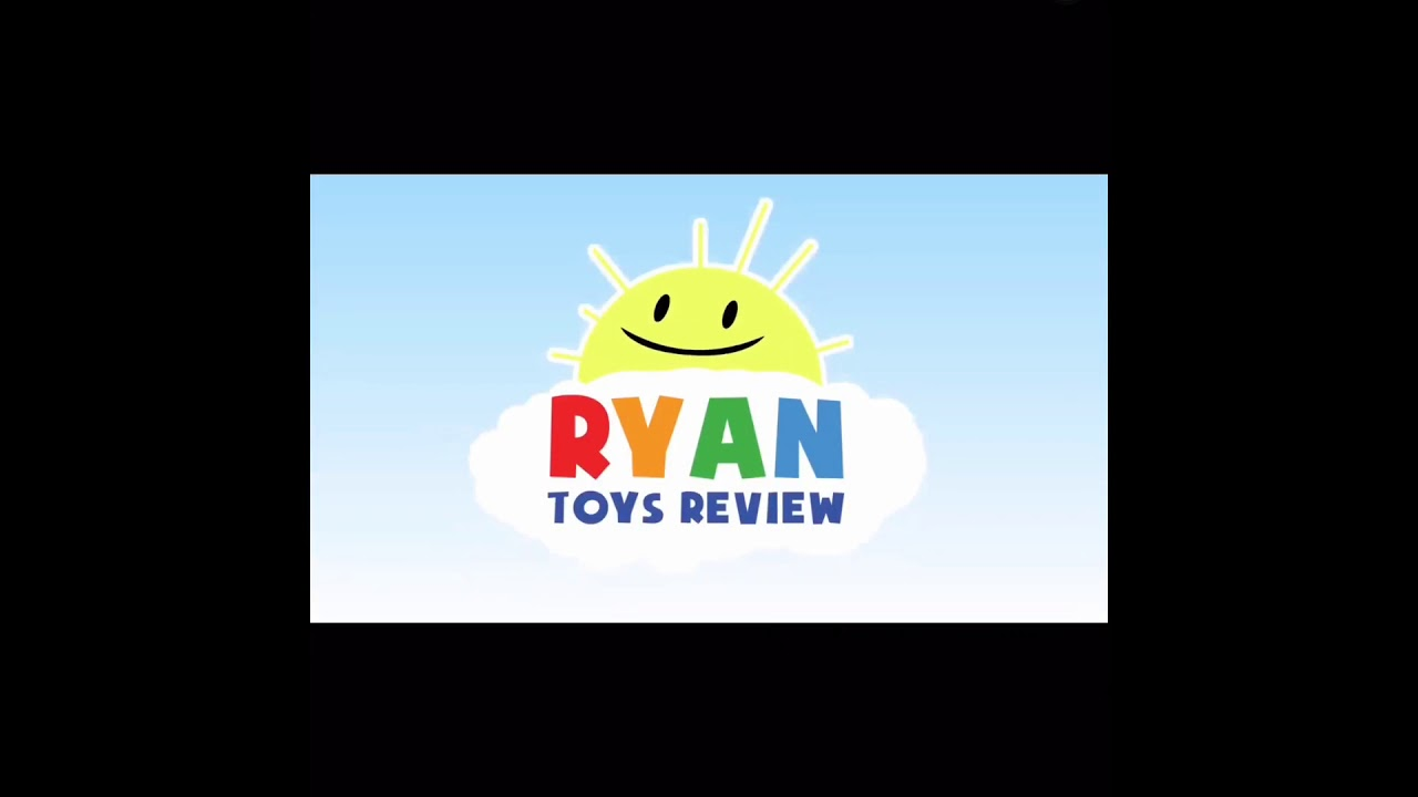 Ryan ToysReview New Intro!