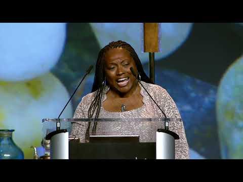 The Rev. Karen Georgia Thompson's nomination address